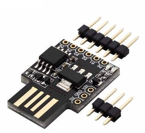 USB Digispark ATtiny85 Developing Board