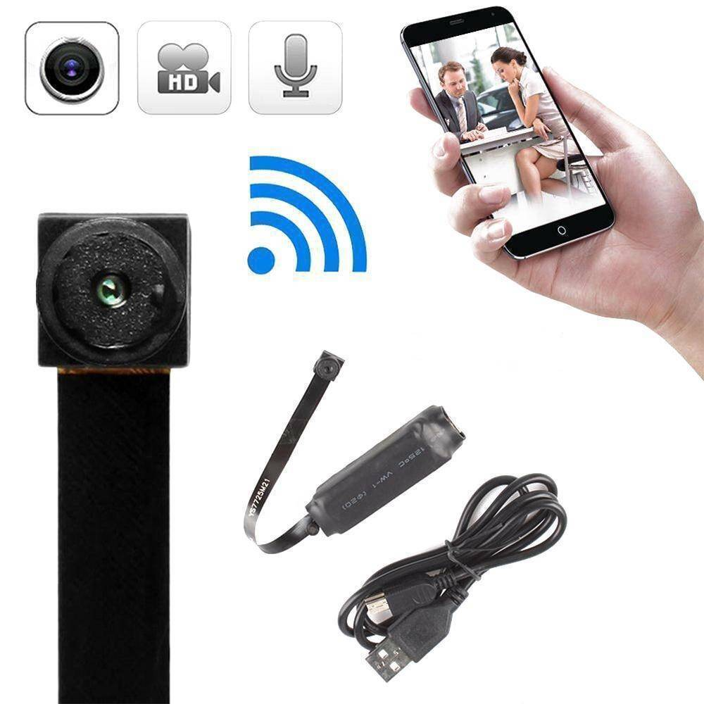 Spy Camera IP wireless camera WIFI 1080p with Battery S06 Mini