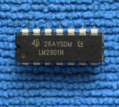 Differential Comparator IC LM2901N