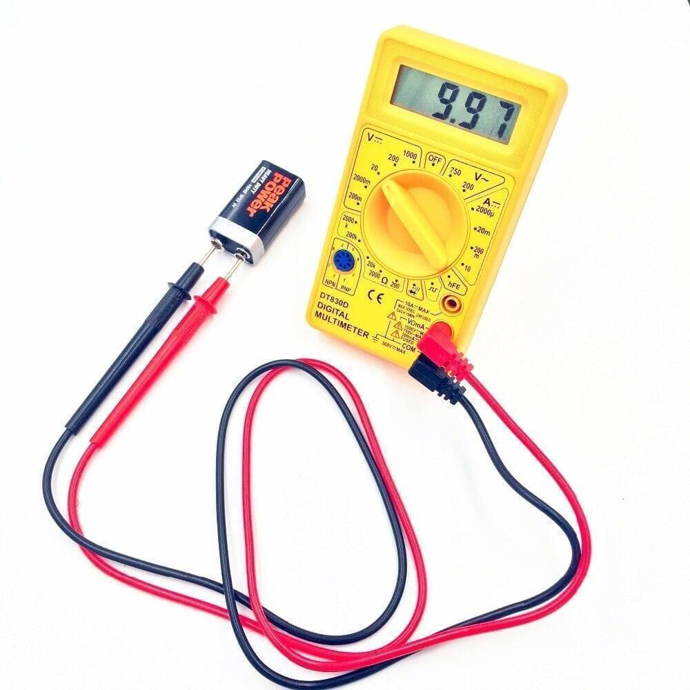 Digital Multimeter DT830D