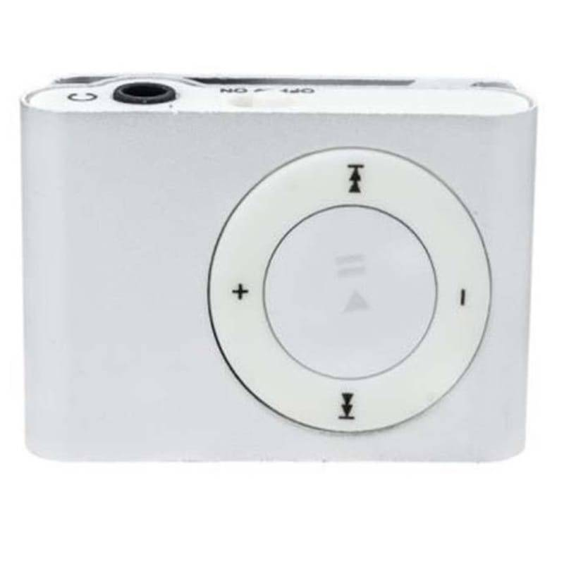 Metal MP3 Player With Handsfree