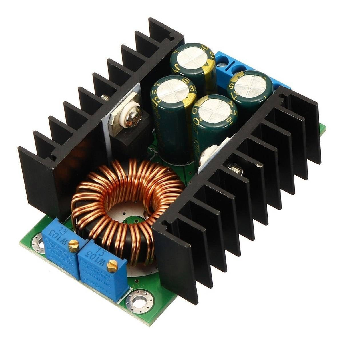 XL4016 9A  DC To DC Adjustable Buck Converter