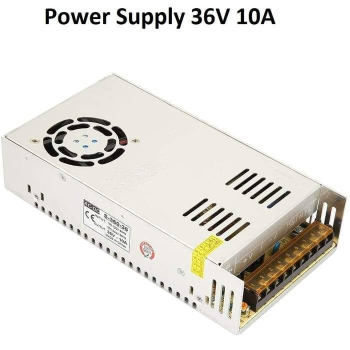 Switching Power Supply SMPS 36V 10A