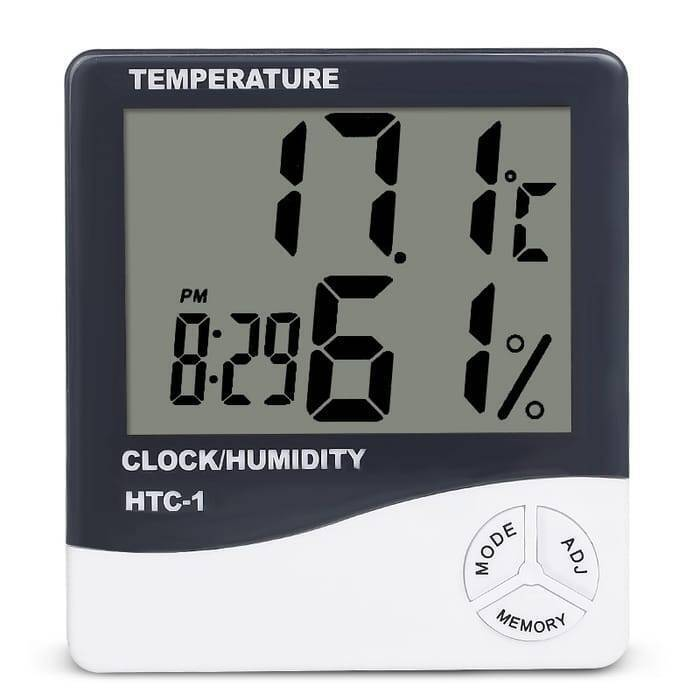 Temperature Humidity Meter HTC-1