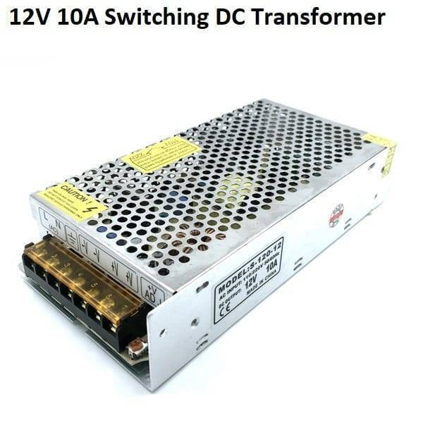 Switching Power Supply SMPS 12V 10A