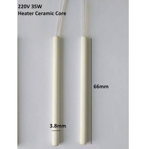 Ceramic Core Heating Element 220V 35W Heater for Soldering Iron