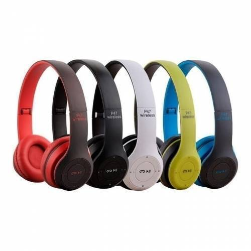 P47 Wireless Bluetooth Headphone