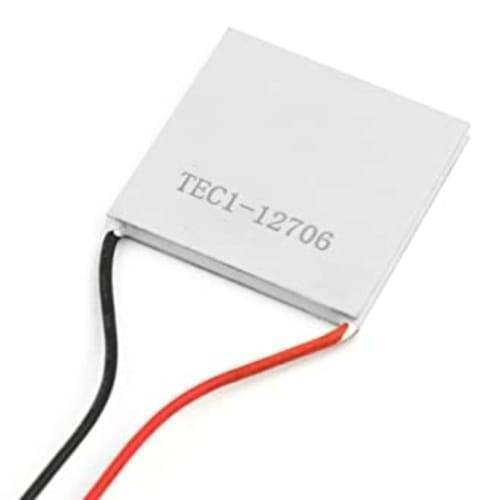 Thermoelecteric Cooler Peltier Module TEC1-12706 12VDC 6A Cooling Refrigeration Plate