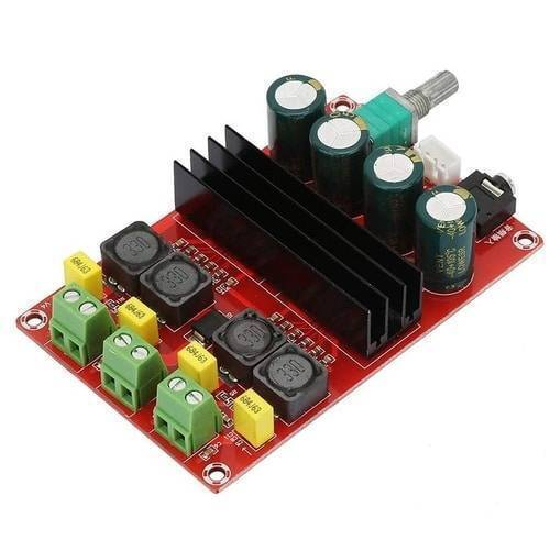 2 Channel 2x 51K XH M190 Audio Amplifier Board TDA3116D2