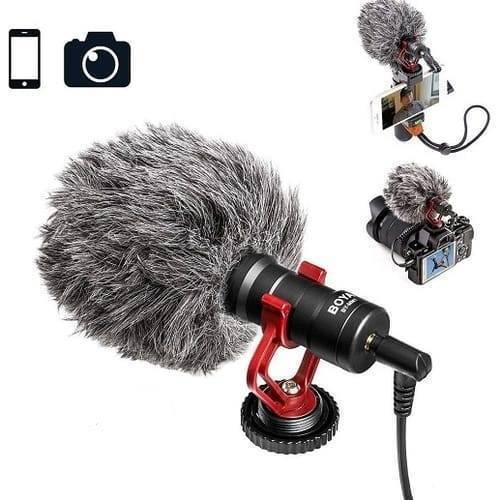 BOYA Mini Cardioid Microphone BY-MM1