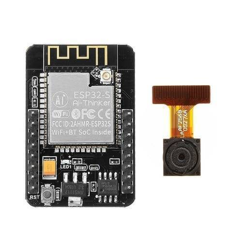 ESP32 CAM Development Board WiFi Bluetooth OV2640 Camera Module