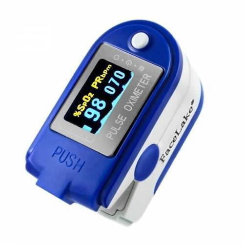 SpO2 Pulse Oximeter With Heart Rate Monitor