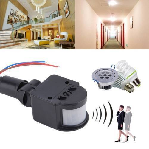 12V Automatic Infrared PIR Motion Sensor Detector Switch