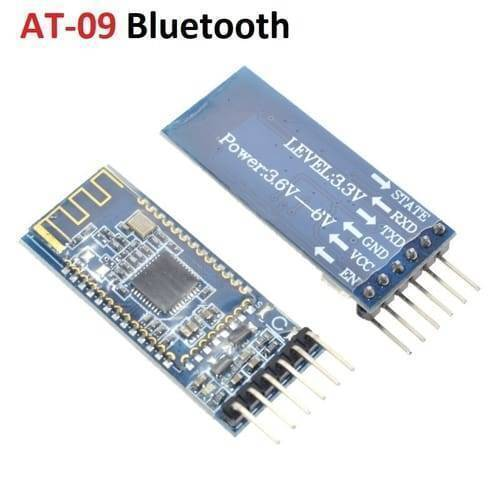 AT-09 HM10 4.0 BLE Bluetooth Module CC2540 CC2541 Serial UART Transceiver  Module For IOS 6/Android 4.3