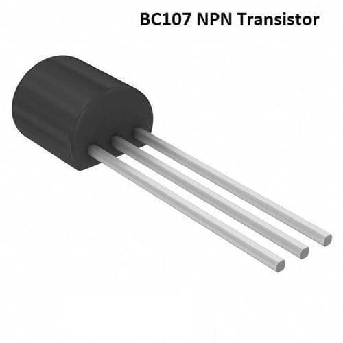 BC107 NPN General Purpose Transistor