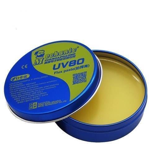 Mechanic No Clean BGA Tin Solder Flux Paste MCN-UV80