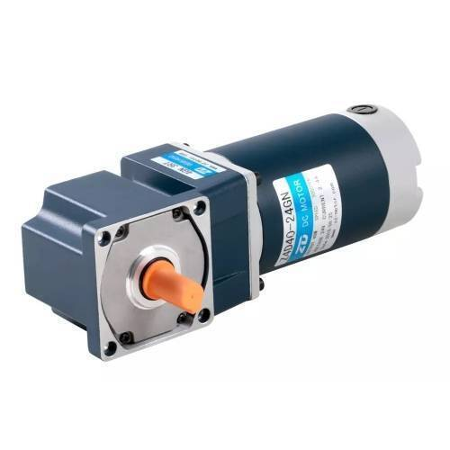 High Torque DC Gear Motor 25W 24V 1500RPM