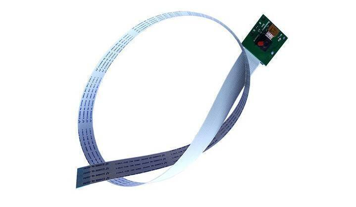 30CM Raspberry Pi FFC Camera Cable In Pakistan