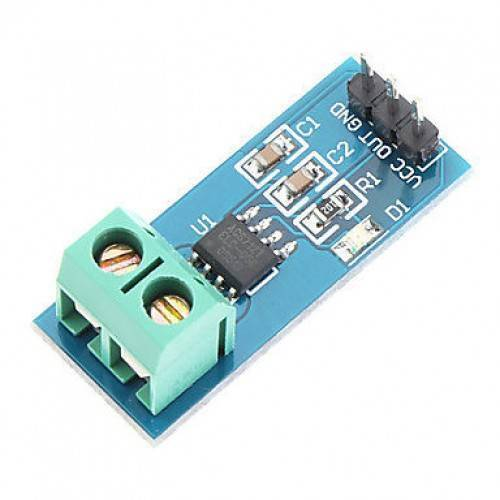 5A range Current Sensor Module ACS712 in Pakistan