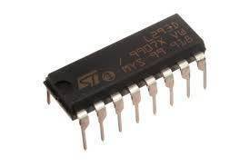 L293D IC Dual H-Bridge Motor Driver In Pakistan
