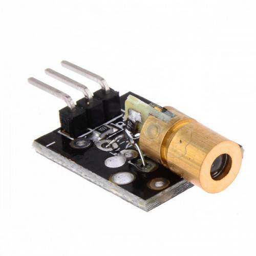 Laser Diode Module 650NM 5V Laser Light Module