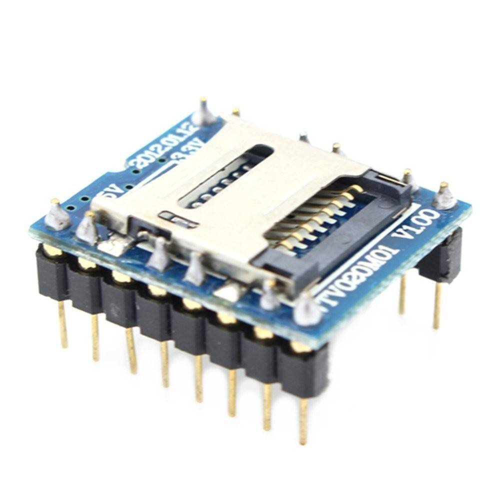 WTV020SD-16P music module Mp3 Module For Arduino in Pakistan