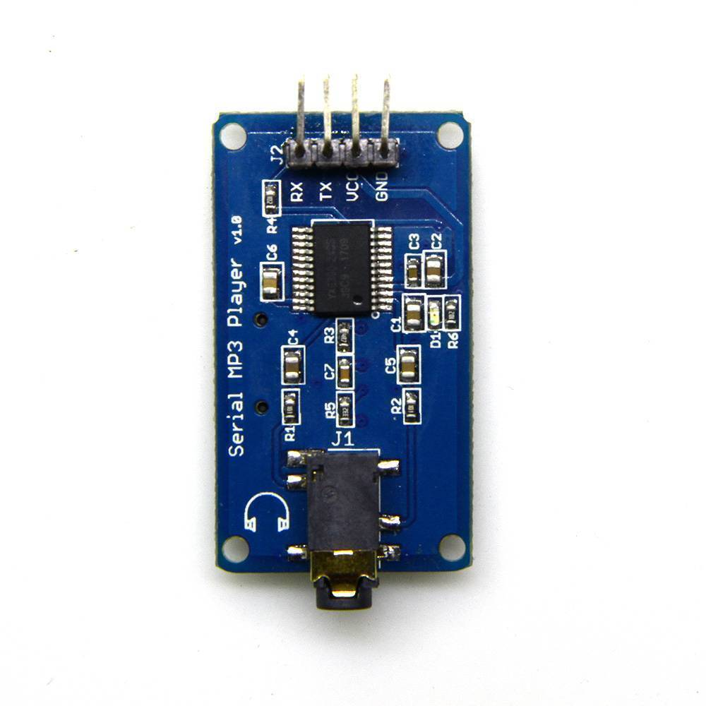 MP3 Music Player UART Control Serial  Module In Pakistan