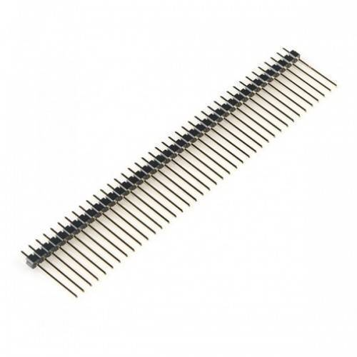 40 pin Male Header Stackable Long