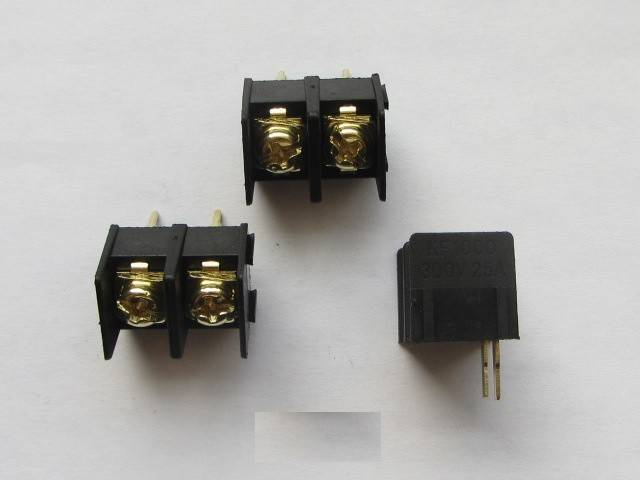 Barrier Terminal Block Connector 7.62mm (KF25)