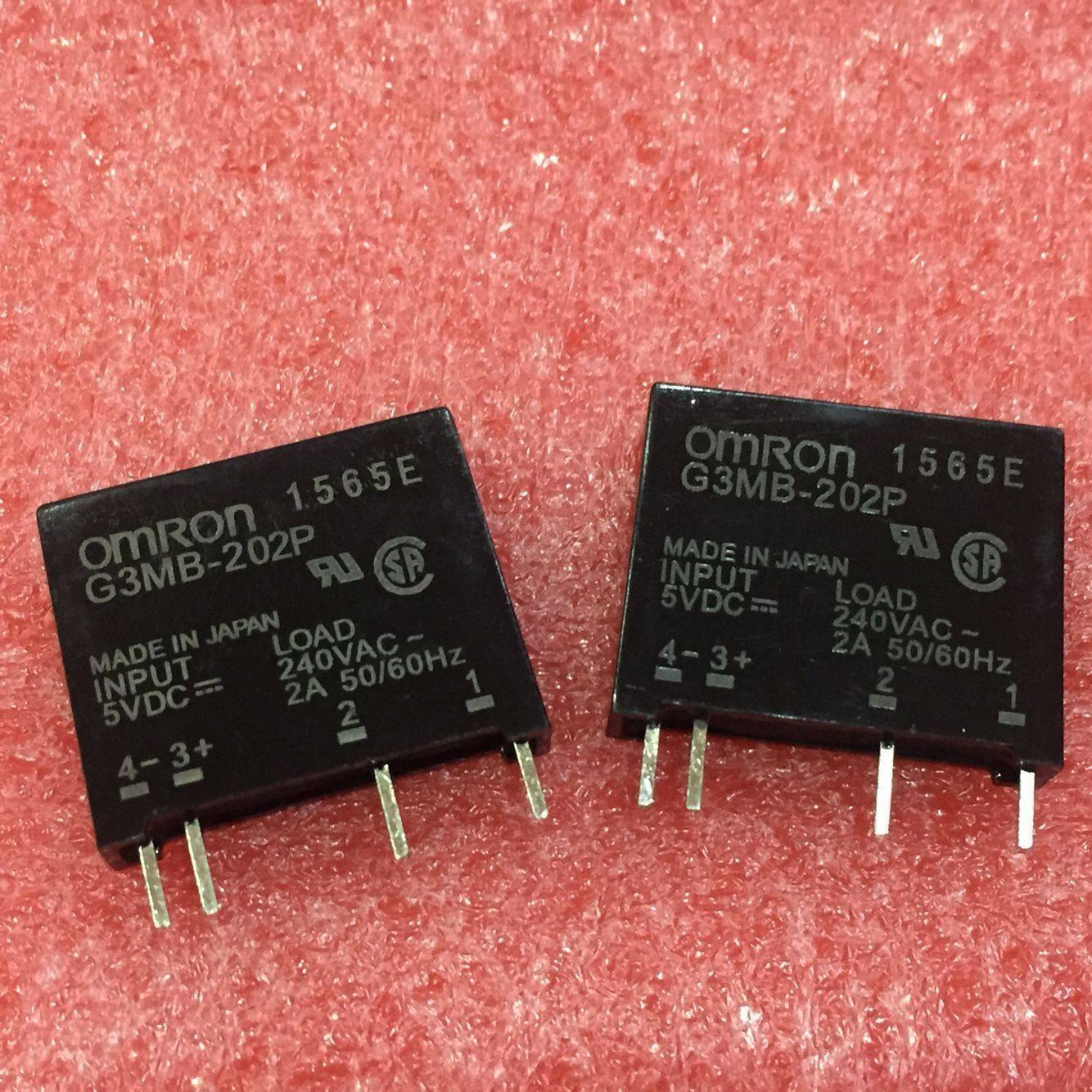 G3MB-202P SSR Solid State Relay