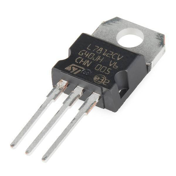 LM7812 Voltage Regulator IC Chip