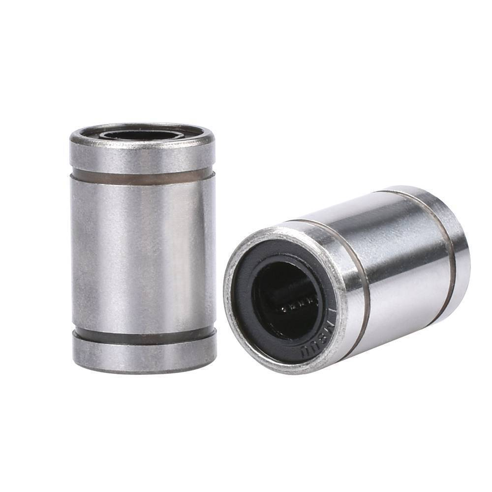 LM8UU 8mm 8x15x24mm Ball Bearing Bush Bushing 8mmx15mmx24mm for 3D printer parts