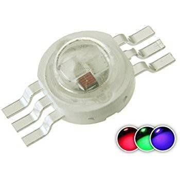 RGB LED SMD Mount