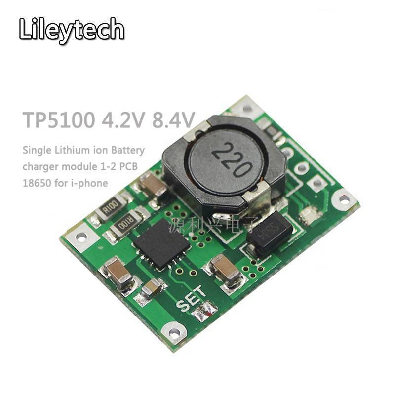 TP5100 2A Li Ion Battery Charger Module