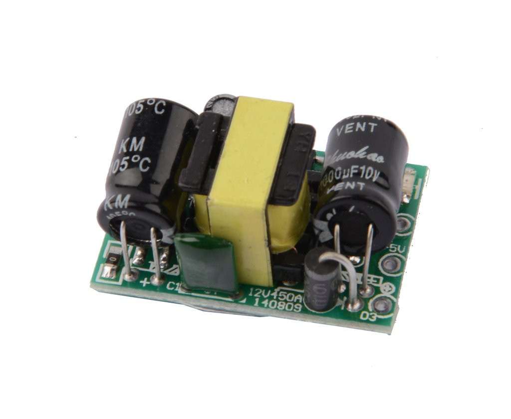 PROFESSIONAL PCB MOUNT 5V 700MA 3.5W AC-DC STEP DOWN ISOLATED SWITCHING POWER SUPPLY MODULE
