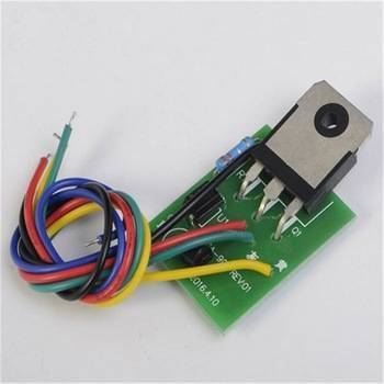 CA 901 LCD TV switching power supply module DC sampling power supply module SSH7N90 LCD TV power supply module In Pakistan