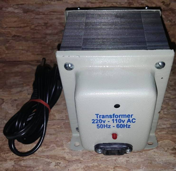 Voltage Converter 220V to 110V 1000 Watts for Imported Electrical Appliances