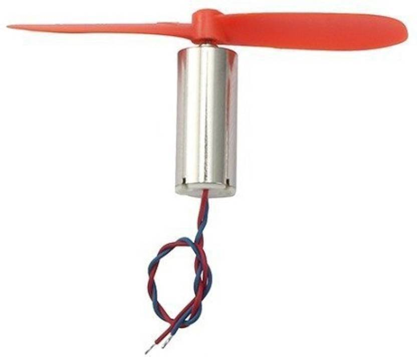 Helicopter Coreless Micro DC Motor With Propeller