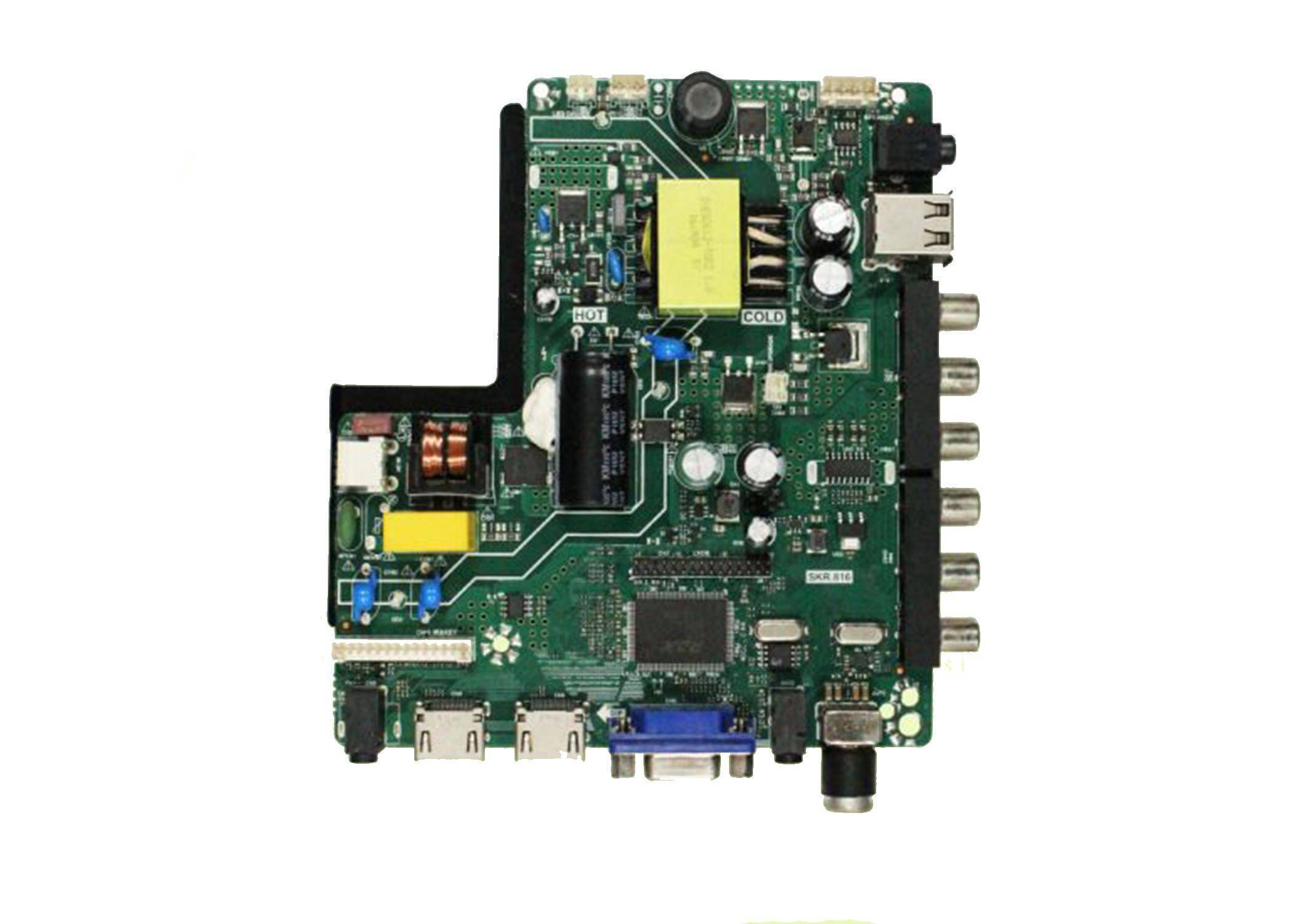 28 to 32inch FHD LCD / LED TV Main Board (ZYCF-T. R83.816)