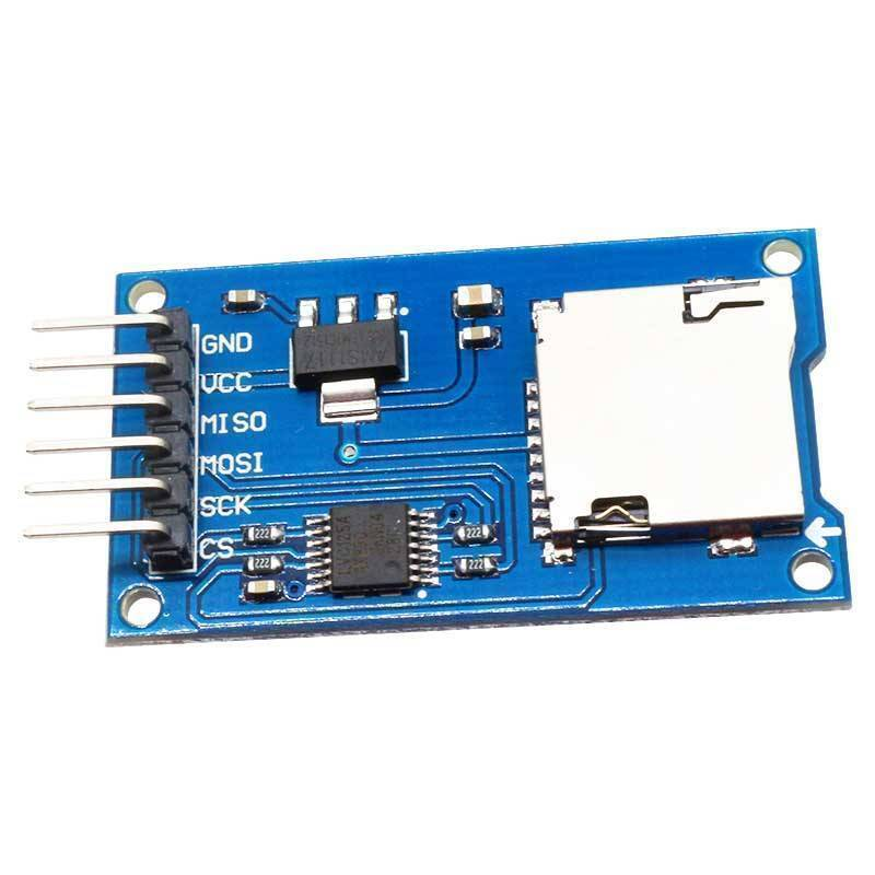 Arduino SD Card Reader Module In Pakistan