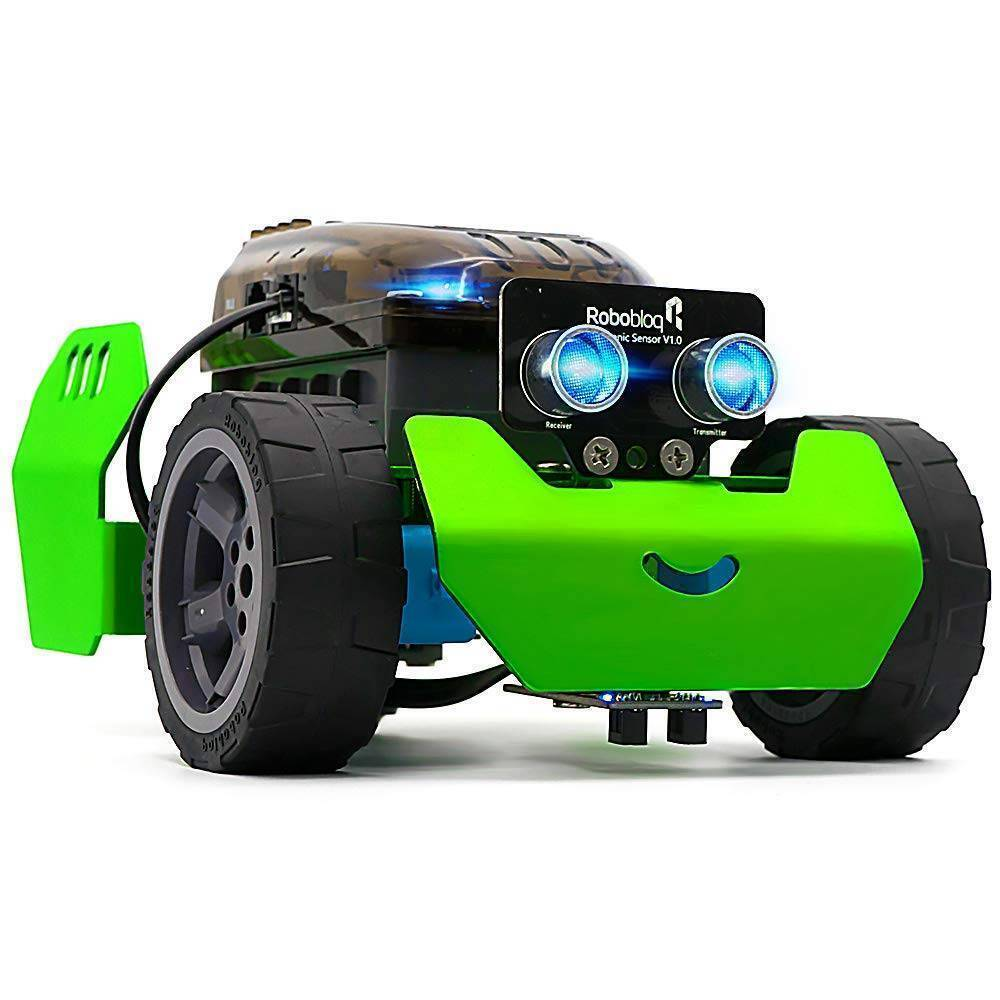Q-Scout STEM Robot For Kids By Robobloq