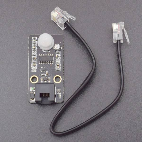 Robobloq PIR Motion Sensor with RJ11 Connecting Wire  in Pakistan