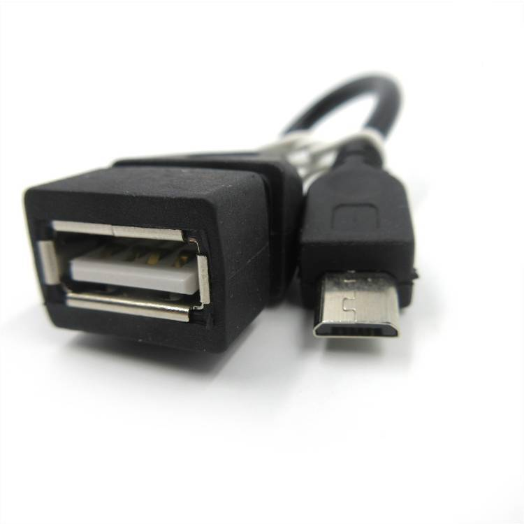 USB OTG Cable for Android Mobile Smartphones