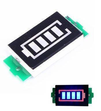 1S Lithium Battery Capacity Indicator