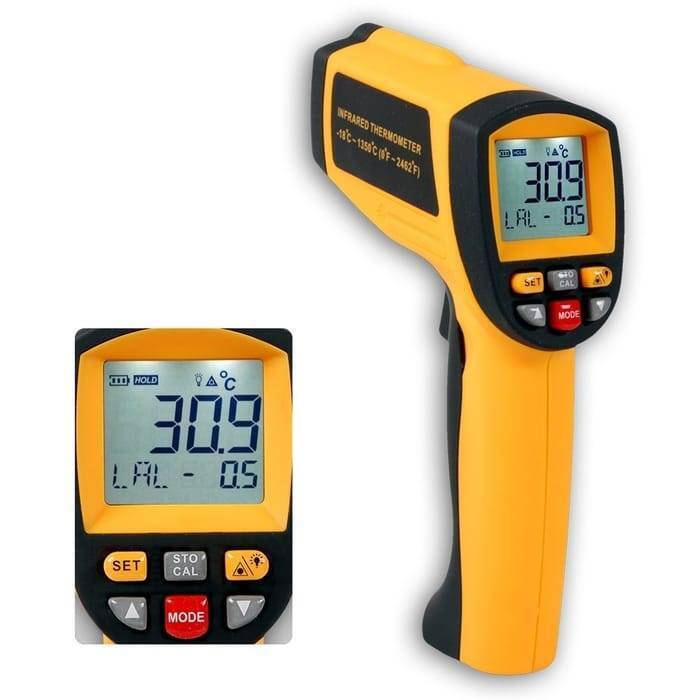 Infrared Pyrometer IR Thermometer GM-1350