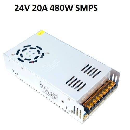24V 20A Switching Power Supply SMPS
