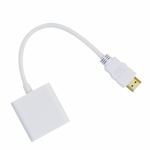 HDMI To VGA Video Adapter Cable Converter