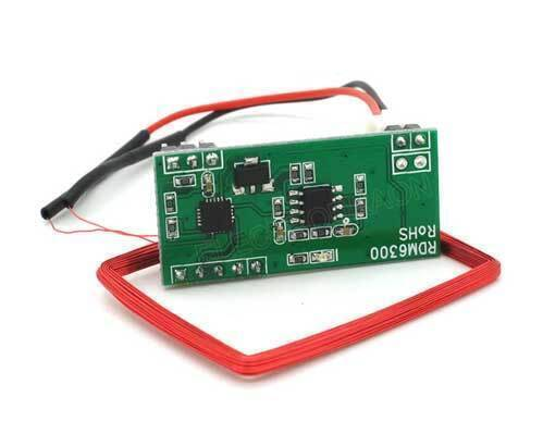 RDM6300 RFID Card Reader Module In Pakistan