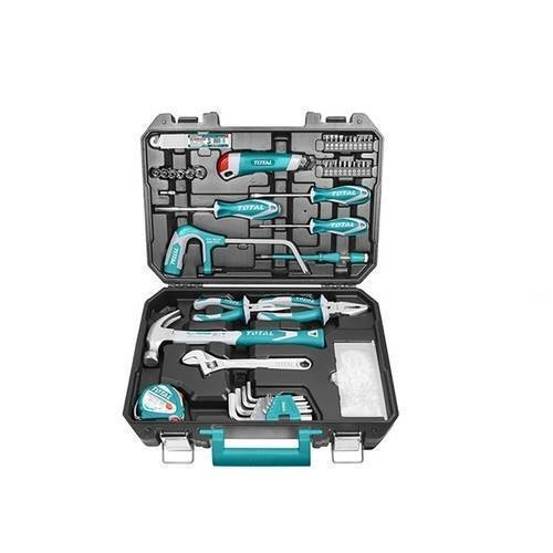117 Pcs Mechanic Hardware Tools Set Kit THKTHP21176