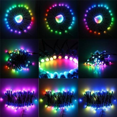 12mm NeoPixels Addressable Led Diffused Digital RGB Pixel LED Light